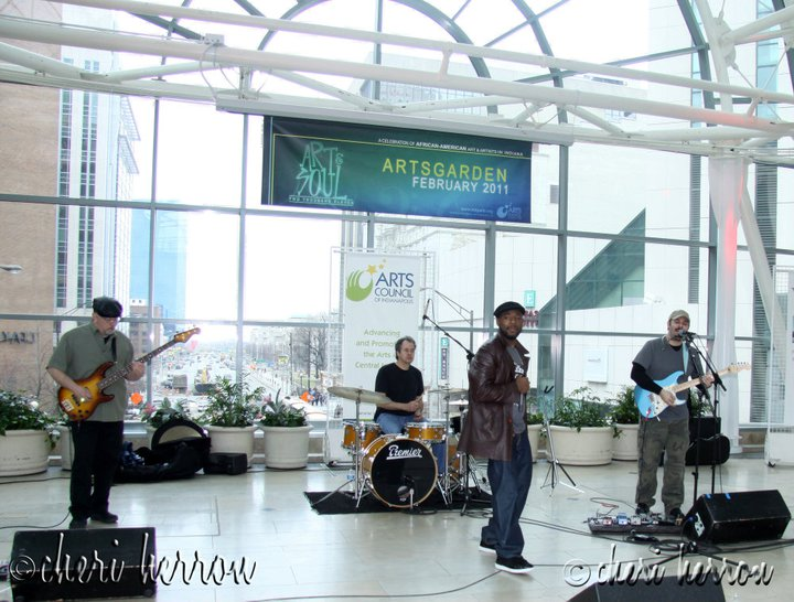 Luke Austin Daugherty Art & Soul Artsgarden