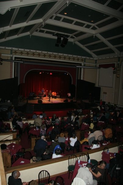 The Sancturary at Anthenaeum 2009